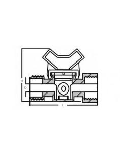 Regulator ciśnienia PSI-M50, ciśnienie: 3,5 bar